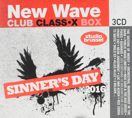 New Wave Club Class.X : sinner's day 2016