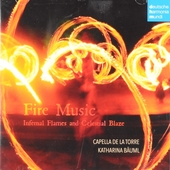 Fire music : Infernal flames and celestial blaze