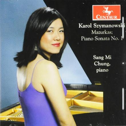 Mazurkas; piano sonata no.1