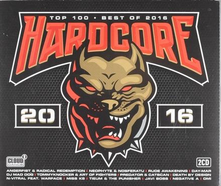 Hardcore top 100 : Best of 2016