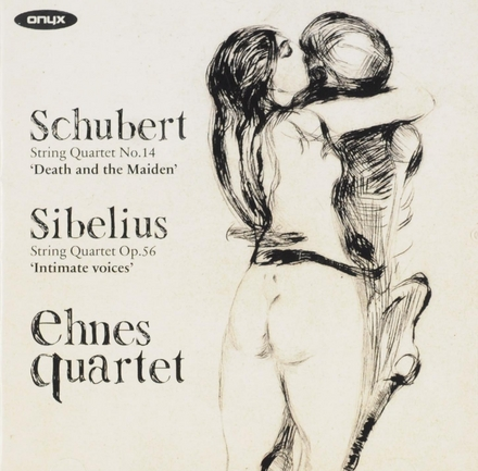 Schubert & Sibelius string quartets
