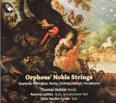 Orpheus' noble strings