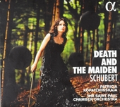 Death and the maiden : a collaborative exploration by Patricia Kopatchinskaja & The Saint Paul Chamber Orchestra : ...