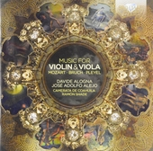 Music for violin & viola