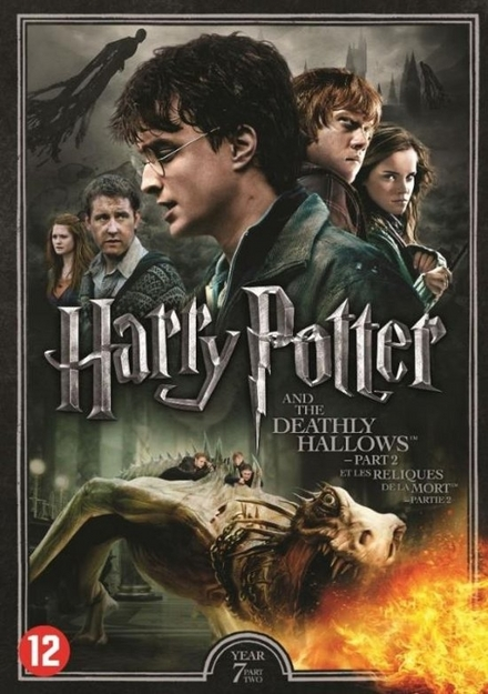 Harry Potter and the deathly hallows. Part 2