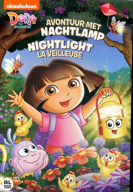 Avontuur met nachtlamp