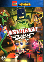 Justice league : Gotham City breakout
