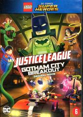 Justice league : Gotham City breakout