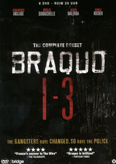 Braquo : the complete boxset. 1-3