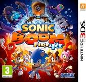 Sonic boom : fire & ice