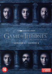 Game of thrones. Seizoen 6