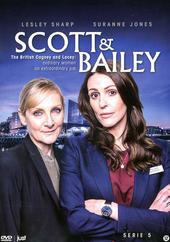 Scott & Bailey. Serie 5