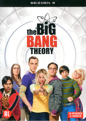 The big bang theory. Seizoen 9