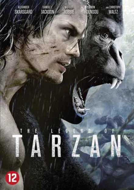 The legend of Tarzan / written and directed by David Yates