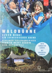 Waldbühne 2016 : Czech night