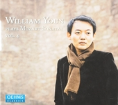 William Youn plays Mozart sonatas. Vol. 4