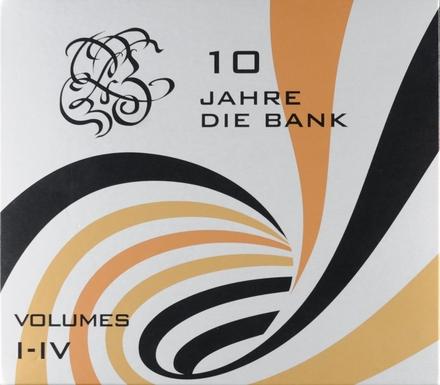 10 jahre Die Bank. vol.1-4