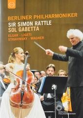 Sir Simon Rattle & Sol Gabetta