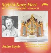 The complete organ works volume 13. vol.13