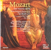 Mozart, last masonic works
