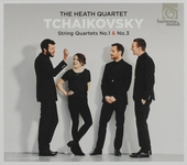 String quartets no.1 & no.3