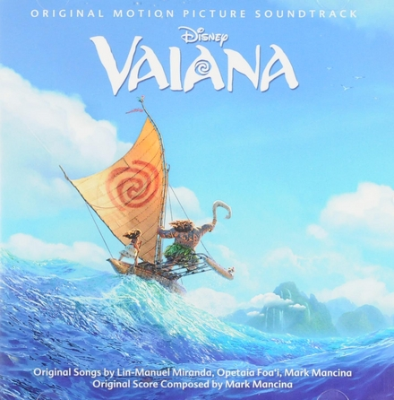 Vaiana : original motion picture soundtrack
