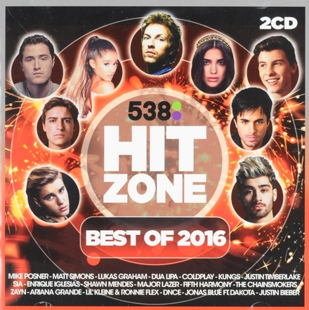 538 Hitzone : Best of 2016