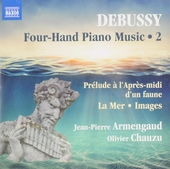 Four-hand piano music 2. vol.2