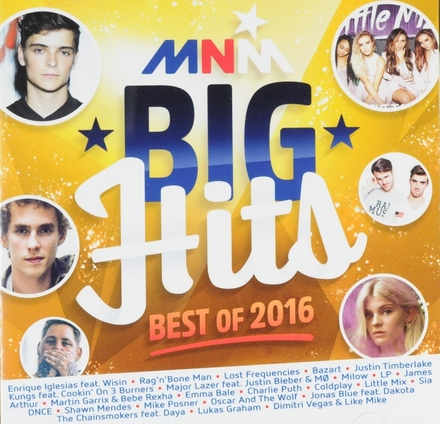 MNM big hits : Best of 2016