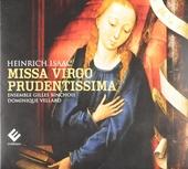 Missa Virgo prudentissima & plain-chant pour les fêtes de la Vierge : MS. N.41-Duomo, Firenze
