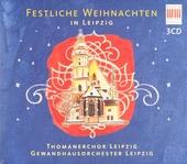 Festliche Weihnachten in Leipzig