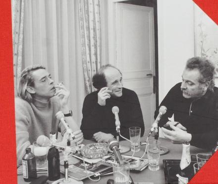 Trois hommes sur la photo