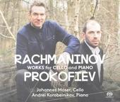 Works for cello and piano : Rachmaninov & Prokofiev