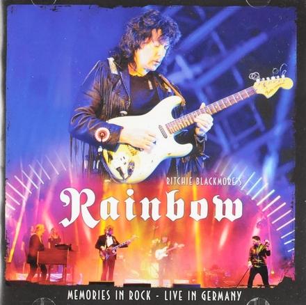 Memories in rock : Live in Germany