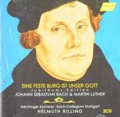 Eine feste Burg ist unser Gott : Johann Sebastian Bach & Martin Luther