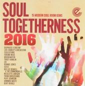 Soul togetherness 2016 : 15 modern soul room gems