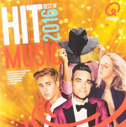 Hit music 2016 : best of