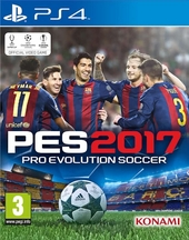 PES 2017 : Pro Evolution Soccer : official video game