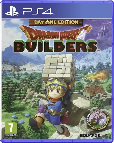 Dragon quest builders : day one edition