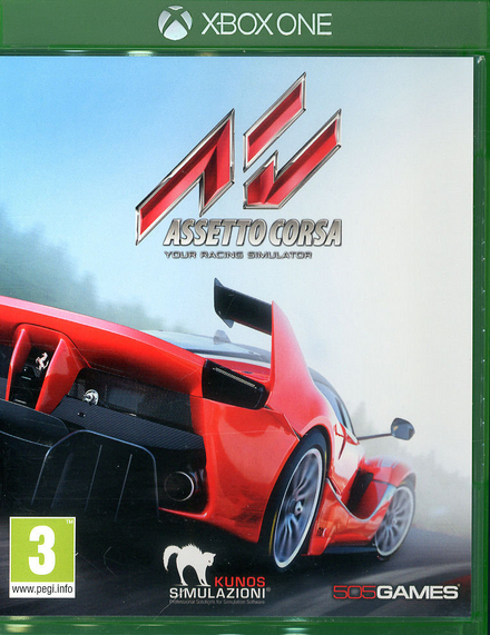 AC Assetto Corsa : your racing simulator
