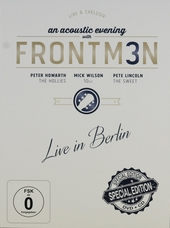 An acoustic evening with Frontm3n