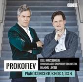 Piano concertos nos. 1, 3 & 4