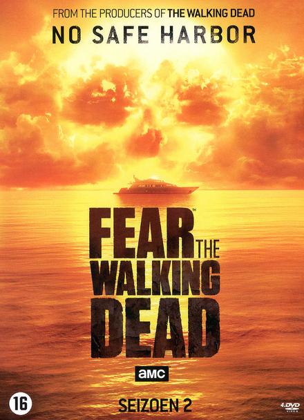 Fear the walking dead. Seizoen 2