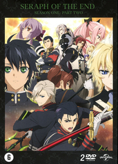 Seraph of the end. Season one, Part two