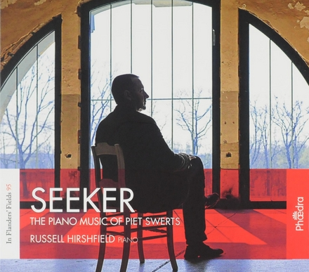Seeker : the piano music of Piet Swerts