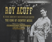 The king of country music : The complete Foundational Recordings 1936-1951