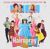 Hairspray live! : Original soundtrack of the NBC television event