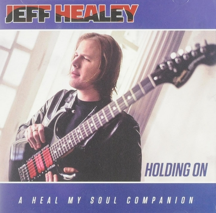 Holding on : A heal my soul companion