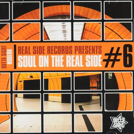 Real Side Records presents soul on the Real Ride. vol.6