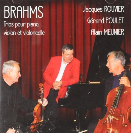 Trios pour piano, violon et violoncelle